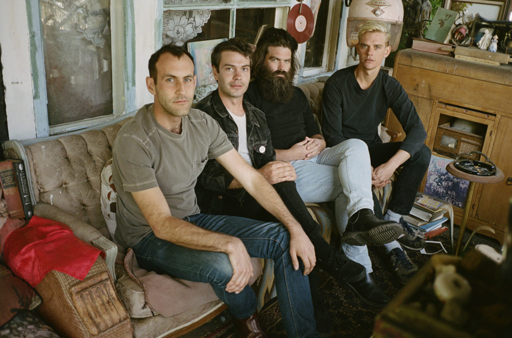Tickets to Preoccupations could be yours! Source: Alessio Boni via Billboard
